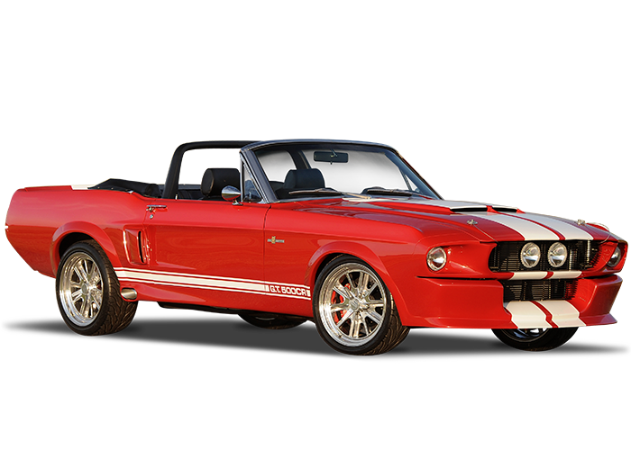 Shelby GT500CR 545 Convertible