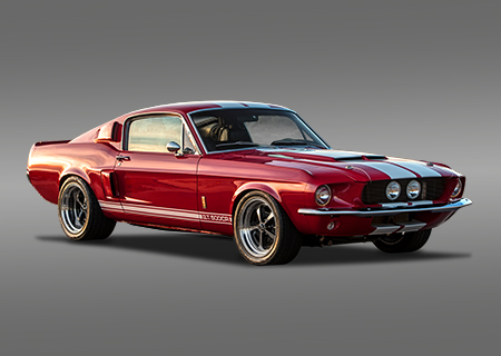 Shelby GT500CR Classic