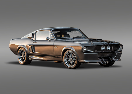 Shelby GT500CR 545